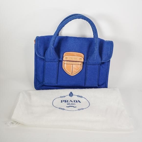 e0d647c76c10 Prada Bags | Authentic Canapa Tote Bag | Poshmark